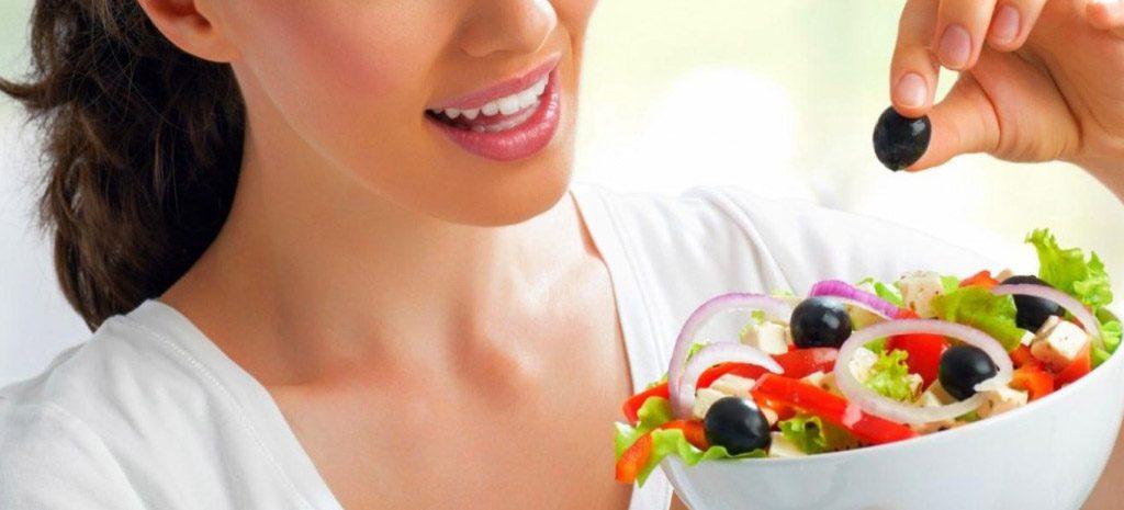 Правильное питание красавиц