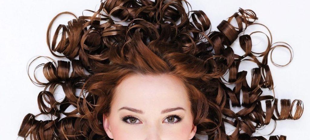 Способы завивки волос