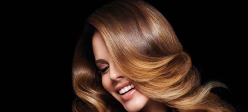 Стробинг — новая техника окрашивания для волос