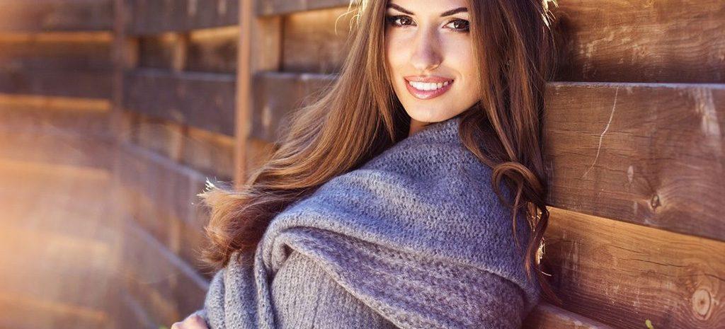 Красивые, модные и стильные вязанные вещи — тренд этой зимы