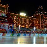 ГУМ-Каток на Красной площади открылся