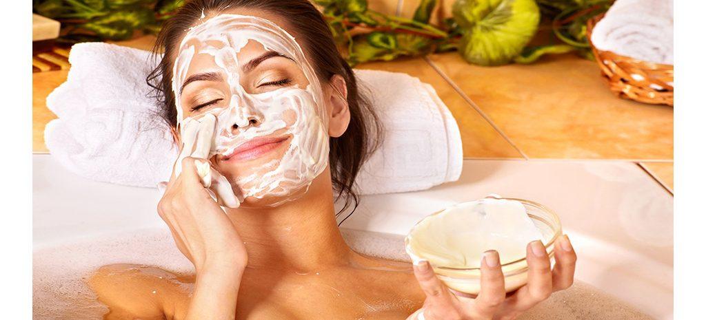 Топ-5 действенных масок для лица из натуральных продуктов, домашнего приготовления: масло гхи, облепиха и куркума