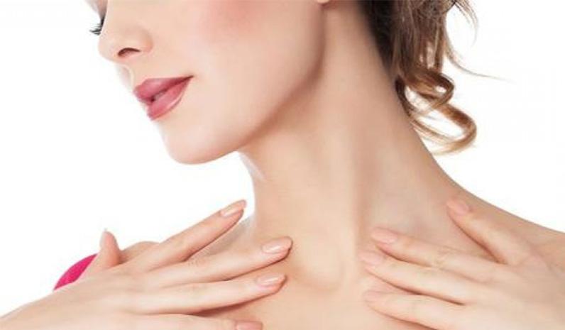 Как сохранить упругость кожи шеи